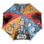 Umbrela manuala baston Star Wars
