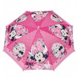 Umbrela manuala baston 2 modele Minnie