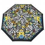 Umbrela manuala pliabila Minions