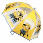Umbrela transparenta copii Minions Were Yellow