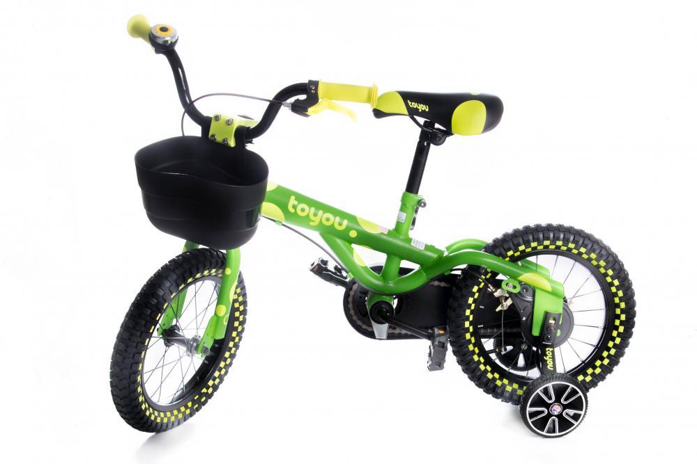 Bicicleta 16 inch To You Green