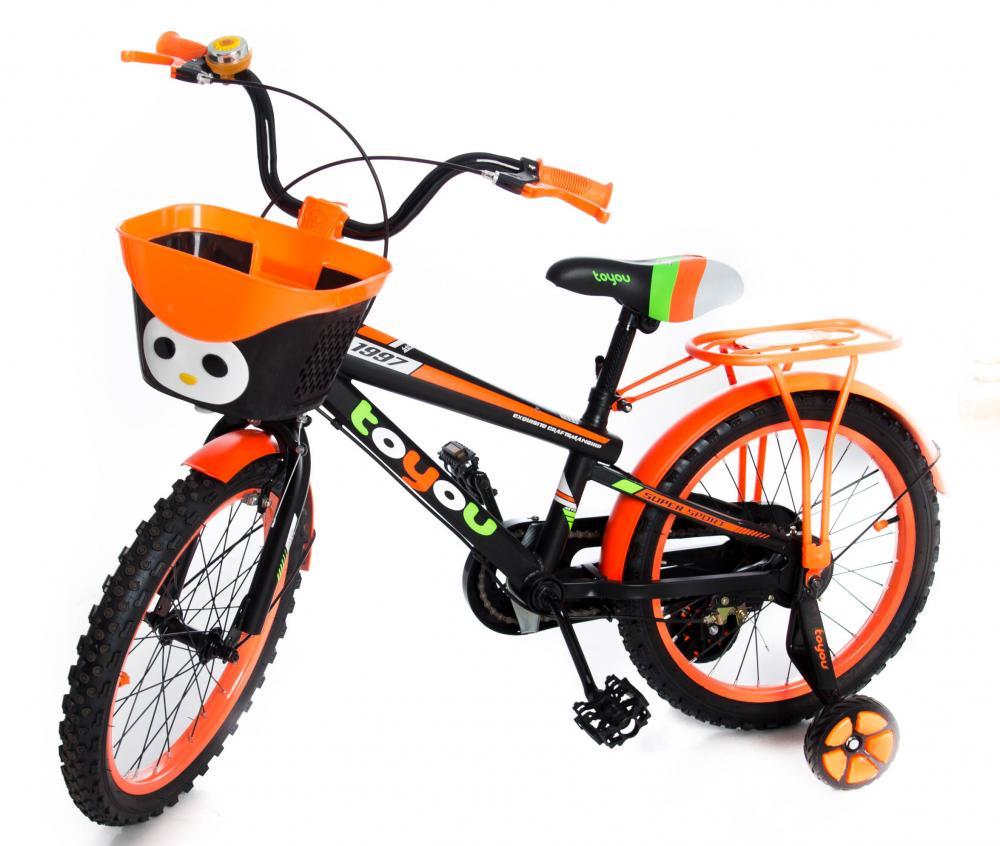Bicicleta 16 inch To You Orange