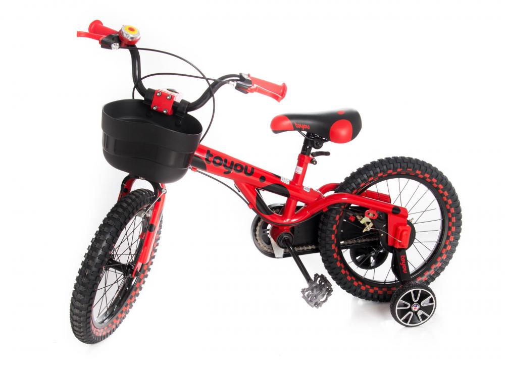 Bicicleta 16 inch To You Red DT