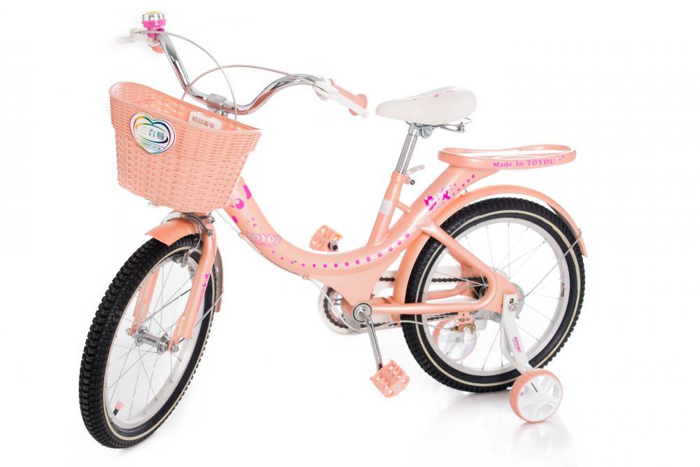 Bicicleta 18 inch To You Peach