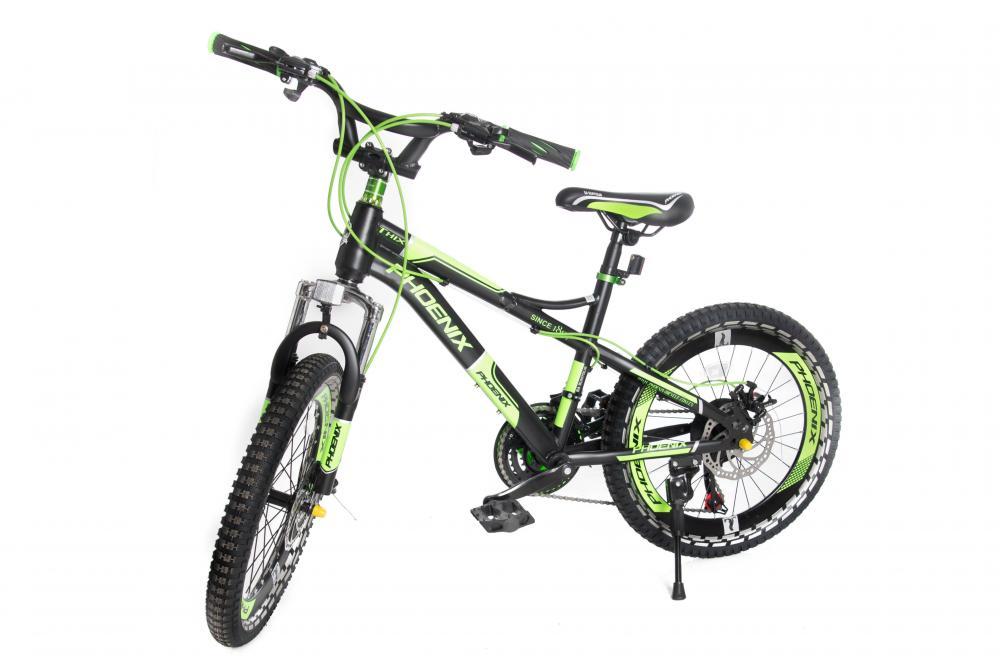 Bicicleta 20 inch Phoenix Green