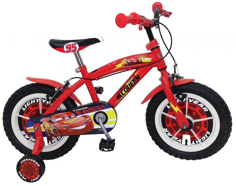 Bicicleta Stamp Cars 14