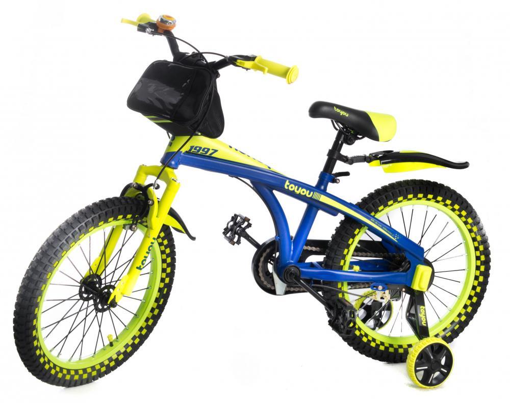 Bicicleta 18 inch To You 97 Blue