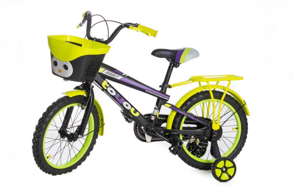 Bicicleta 14 inch To You Yellow