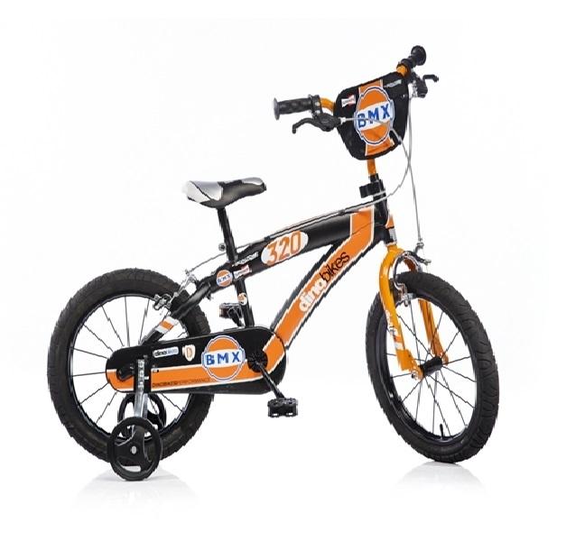 Bicicleta copii BMX diametru 16 inch
