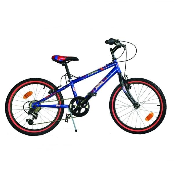 Bicicleta copii Spiderman diametru 20 inch