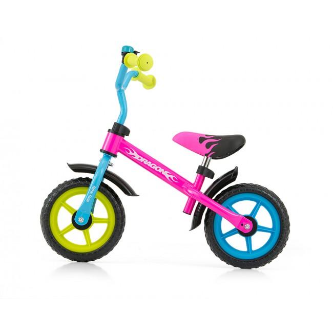 Imagine indisponibila pentru Bicicleta fara pedale Dragon Multicolor