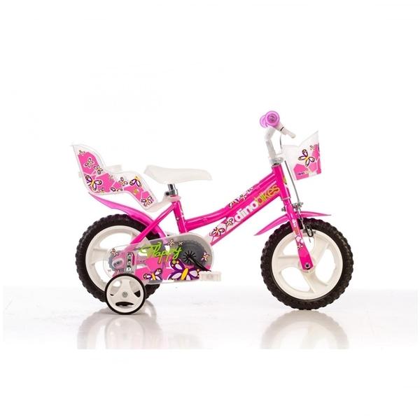 Bicicleta pentru fetite 126 RLN diametru 12 inch