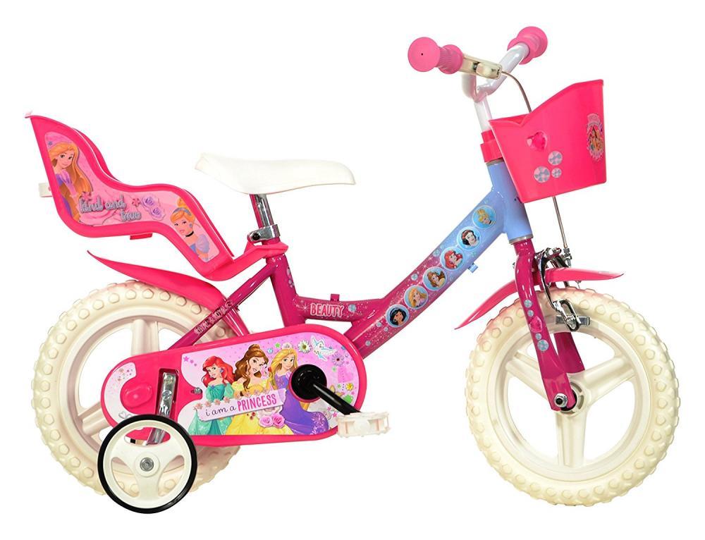 Bicicleta pentru fetite Disney Princess 16 inch imagine