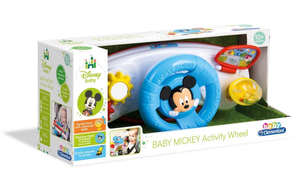 CLEMENTONI Centru de activitati Mickey Mouse