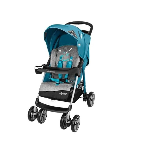 Carucior sport Baby Design Walker Lite 05 turquoise 2016