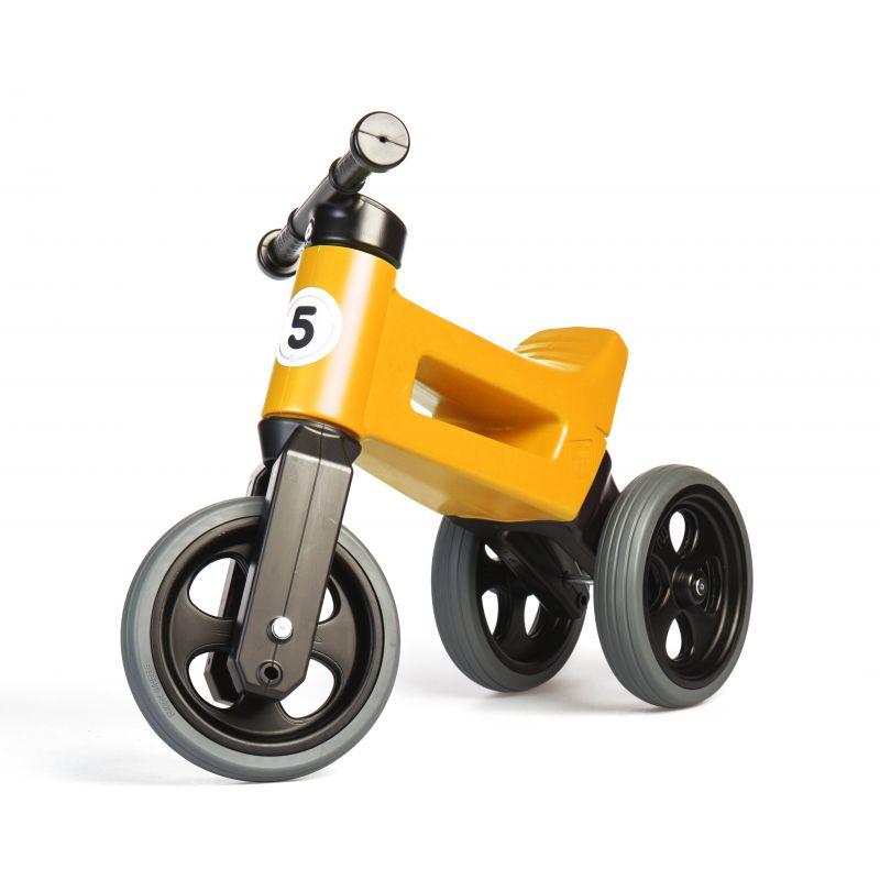 Bicicleta fara pedale Rider Sport 2 in 1 Orange