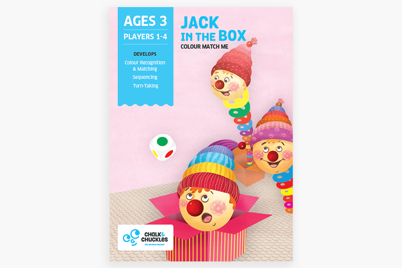 Joc de potrivire   - Jack in the box