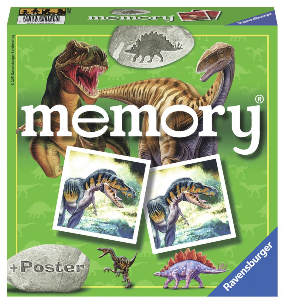 Joc memorie dinozauri
