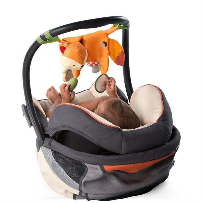 Jucarie multifunctionala 2 in 1 Foxy Forest Toy Bar
