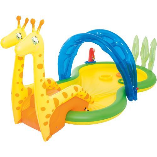 Loc de joaca gonflabil Zoo