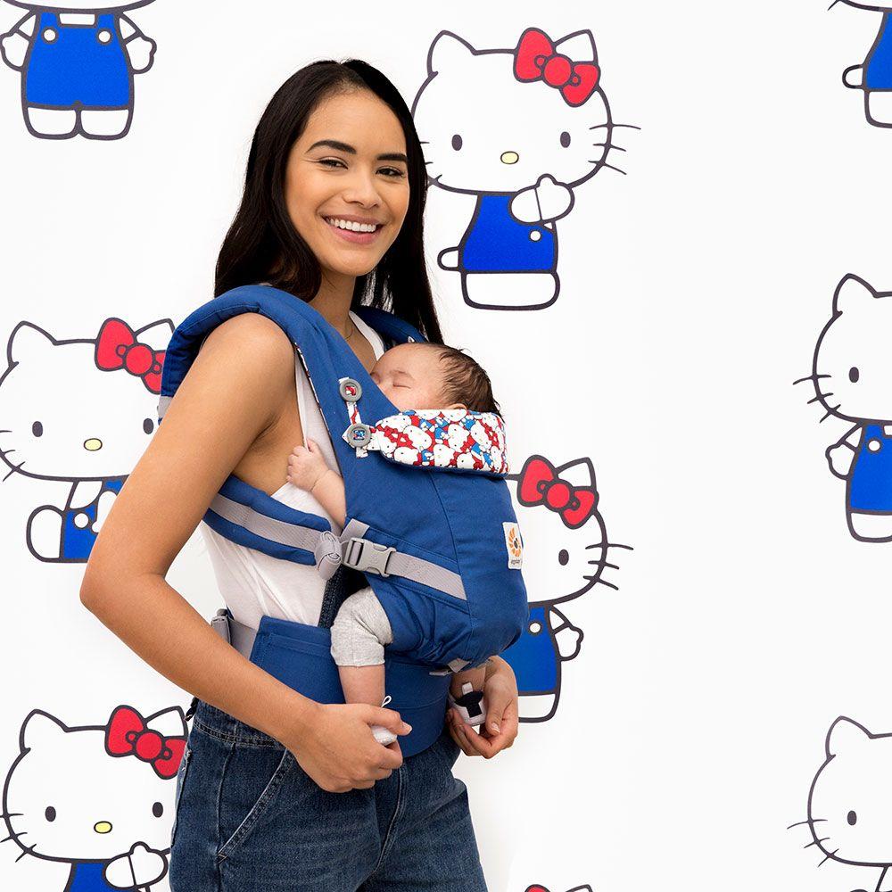 Marsupiu Ergobaby Adapt Original Hello Kitty Classic