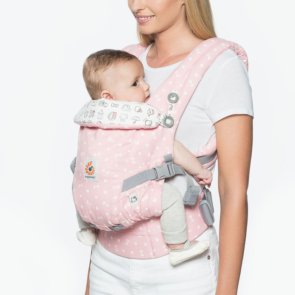 Marsupiu Ergobaby Adapt Original Hello Kitty Play Time
