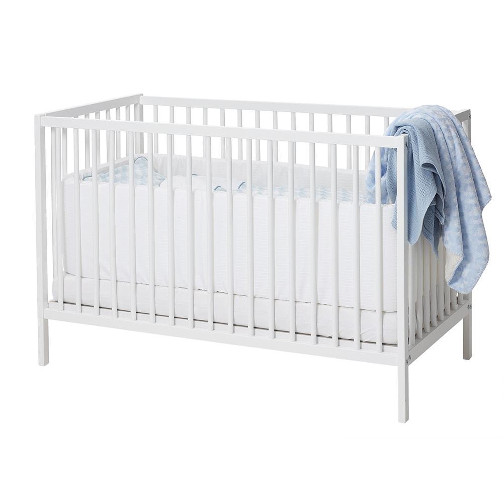 Pat bebelusi pentru saltea 60x120 cm Baby Dan Comfort imagine