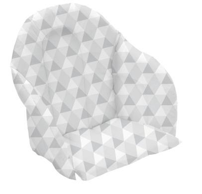 Perna scaun bebelusi Baby Dan Harmony Grey