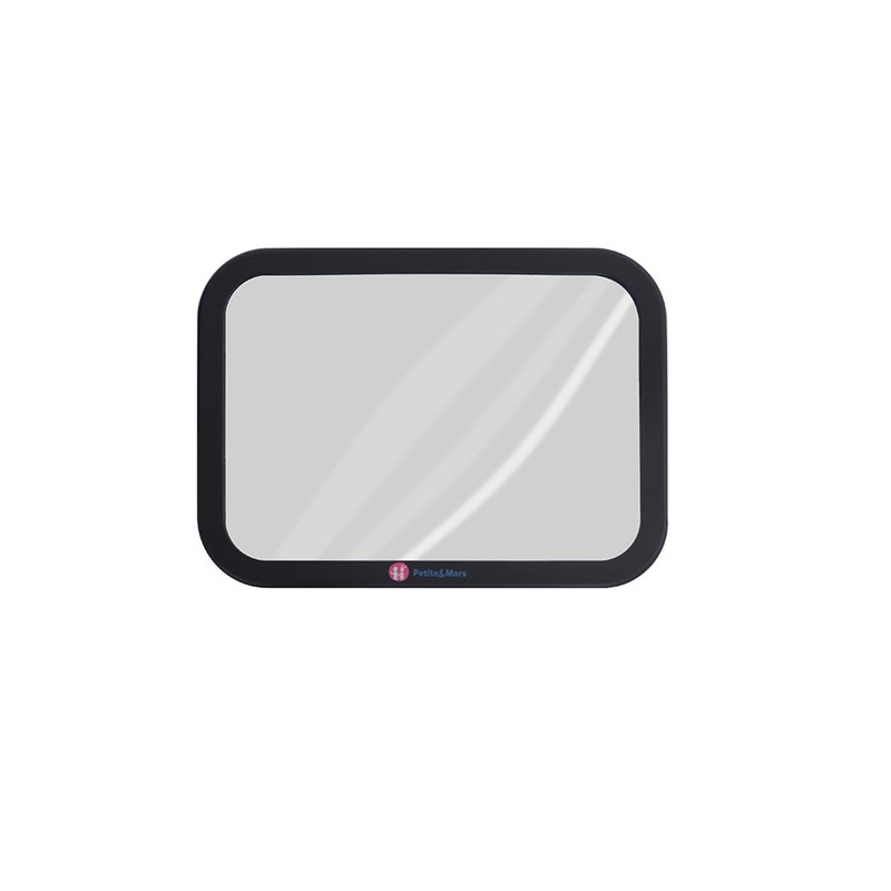 PetiteMars Oglinda auto retrovizoare rotativa 360
