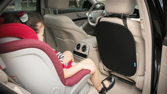 Protectie pentru spatarul scaunului auto Easy Mat