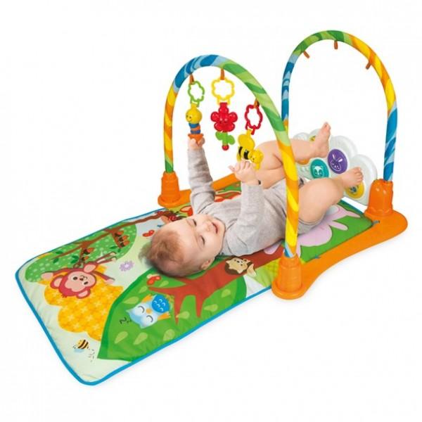 Salteluta de joaca bebelusi multifuctionala Winfun
