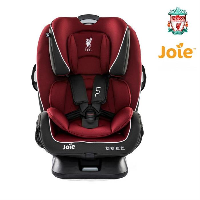 Scaun auto Isofix Every Stage FX Liverpool Red 0-36 kg