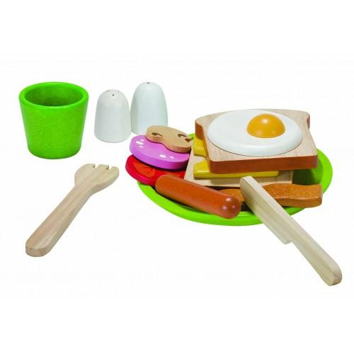 Set de jucarie pentru micul dejun