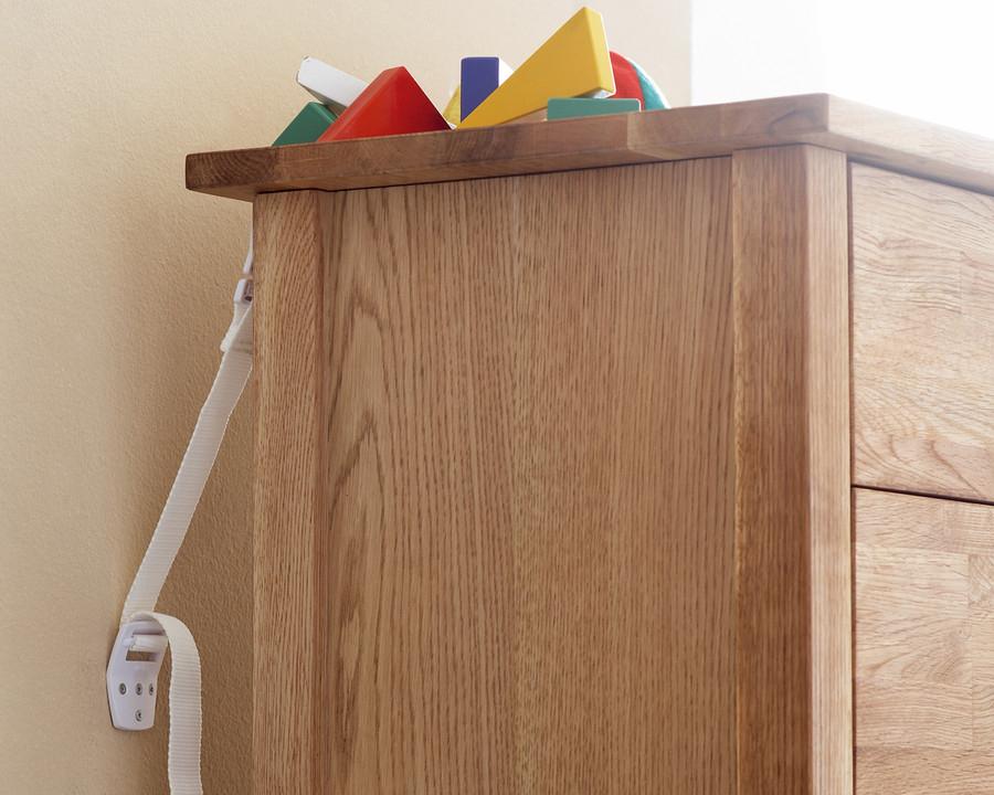 Set sigurante anti inclinare pentru mobilier Baby Dan