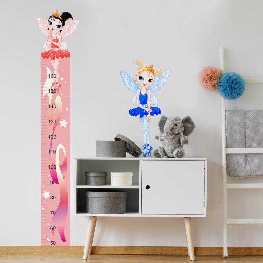 Sticker decorativ Balerina