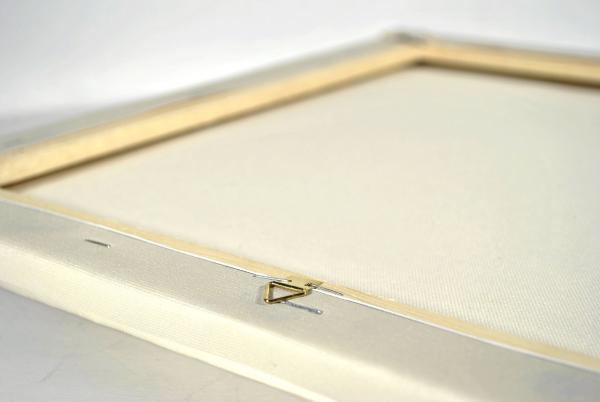 Tablou canvas Micul magician 20 x 20 cm