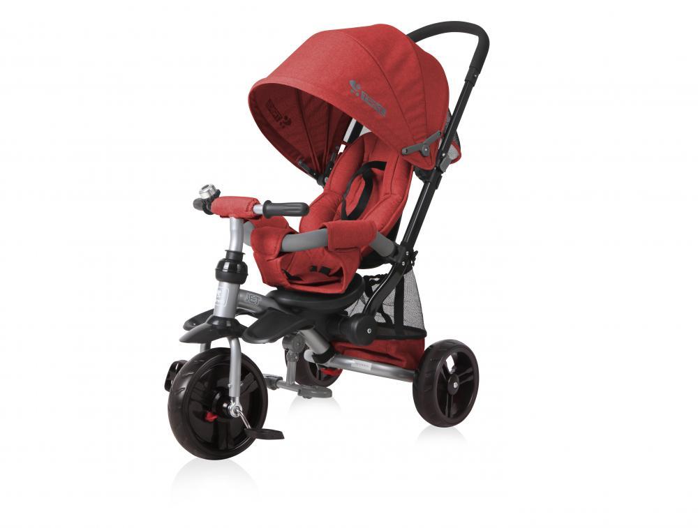 Tricicleta Pentru Copii Jet Red