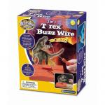 2 in 1 T Rex Buzz Wire Brainstorm Toys E2049