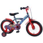Bicicleta copii Volare cu roti ajutatoare 14 inch Avengers