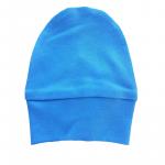 Caciula C05 albastra 0-1 luna ( 50 cm)