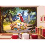 Fototapet Disney Alba Ca Zapada si Printul 360 x 270 cm