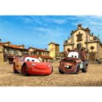 Fototapet Disney Cars McQueen Mater Italia 360x270 cm