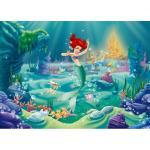 Fototapet Disney Mica Sirena Ariel 360x270 cm