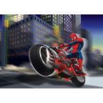 Fototapet Disney Spiderman Motociclist 160 x 115 cm