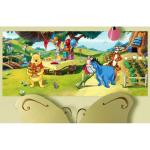 Fototapet Disney Winnie The Pooh Petrecere 202 x 90 cm