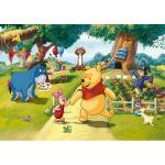 Fototapet Disney Winnie The Pooh si Piglet 255 x 180 cm