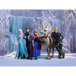 Fototapet Disney Frozen Elsa personaje 360 x 270 cm