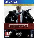 Joc Hitman Definitive Steelbook Edition Ps4