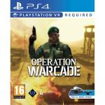 Operation Warcade Vr PS4