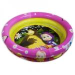 Piscina gonflabila Saica Masha and Bear 90 cm